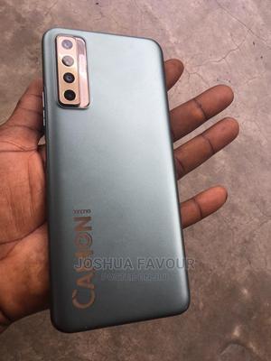Tecno Camon 17P 128 GB Green   Mobile Phones for sale in Delta State, Ugheli