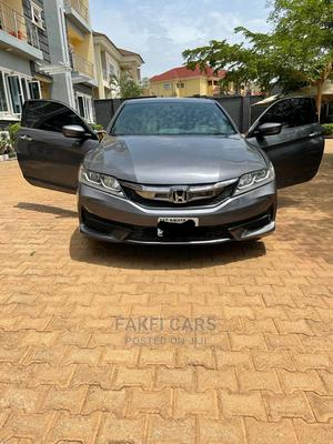 Honda Accord 2016 Gray   Cars for sale in Abuja (FCT) State, Central Business District
