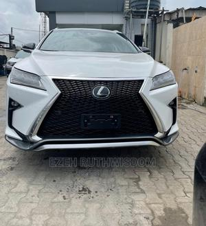 Lexus RX 2019 350  F Sport AWD White   Cars for sale in Lagos State, Ajah