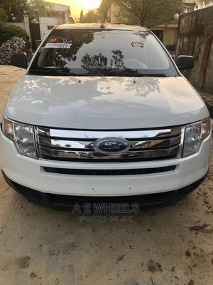 Ford Edge 2010 SE 4dr FWD (3.5L 6cyl 6A) White | Cars for sale in Lagos State, Isolo