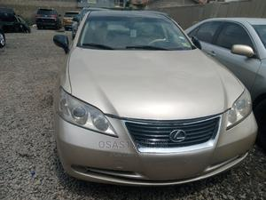 Lexus ES 2008 350 Gold | Cars for sale in Lagos State, Ojodu