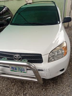 Toyota RAV4 2010 2.5 4x4 White | Cars for sale in Abuja (FCT) State, Garki 2