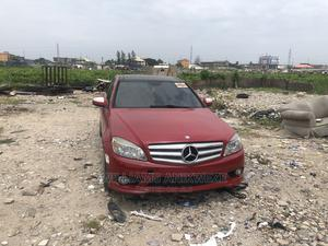 Mercedes-Benz C300 2009 Red   Cars for sale in Lagos State, Amuwo-Odofin