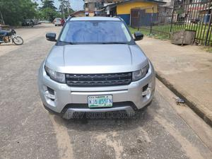 Land Rover Range Rover Evoque 2012 Dynamic Silver | Cars for sale in Lagos State, Amuwo-Odofin