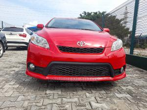 Toyota Matrix 2011 Red | Cars for sale in Lagos State, Lekki