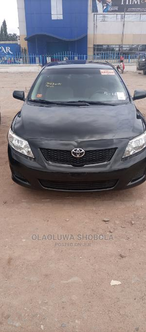 Toyota Corolla 2011 Black | Cars for sale in Lagos State, Abule Egba
