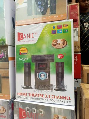 Canic Home Theatre 3.1 Channel | Audio & Music Equipment for sale in Lagos State, Ojo