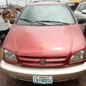 Toyota Sienna 2000 Red | Cars for sale in Anambra State, Onitsha
