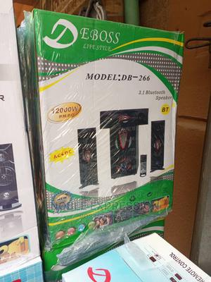 Deboss Home Theater System | Audio & Music Equipment for sale in Lagos State, Ojo