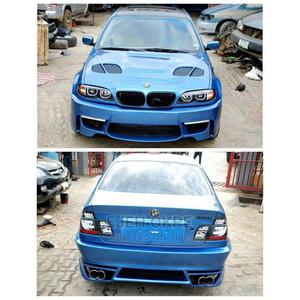 BMW 325i 2005 Blue | Cars for sale in Lagos State, Surulere