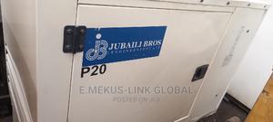 20kva Jubaili Bros Perkins Soundproof Generator | Electrical Equipment for sale in Lagos State, Ikeja
