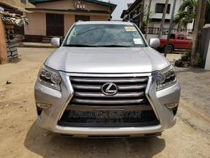 Lexus GX 2015 460 Luxury Silver   Cars for sale in Lagos State, Ikeja