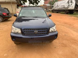 Toyota Highlander 2003 V6 FWD Blue   Cars for sale in Oyo State, Ibadan
