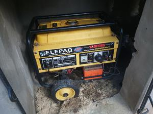 6months Used 4.5kva Elepaq Generator. Well Serviced   Electrical Equipment for sale in Lagos State, Ikotun/Igando