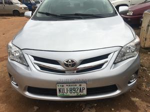 Toyota Corolla 2011 Silver | Cars for sale in Kaduna State, Kaduna / Kaduna State