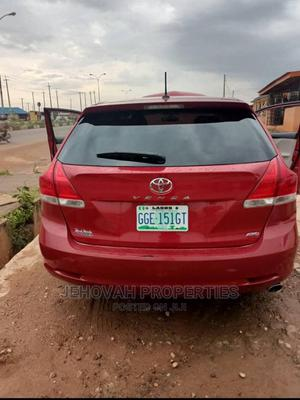 Toyota Venza 2010 Red | Cars for sale in Osun State, Osogbo