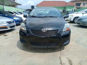 Toyota Yaris 2010 Base Sedan 4dr Black   Cars for sale in Lagos State, Ifako-Ijaiye