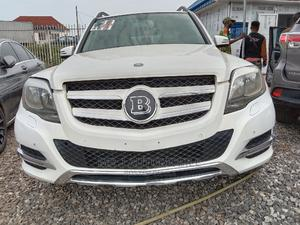 Mercedes-Benz GLK-Class 2013 350 4MATIC White | Cars for sale in Lagos State, Isolo