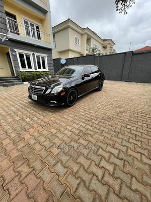 Mercedes-Benz E550 2010 Black | Cars for sale in Abuja (FCT) State, Gudu