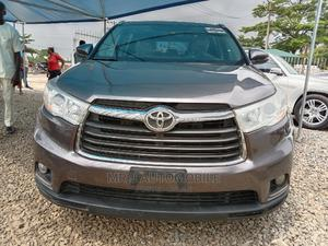 Toyota Highlander 2015 Gray | Cars for sale in Lagos State, Isolo