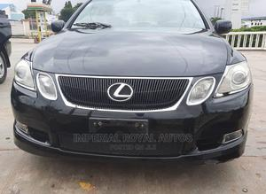 Lexus GS 2008 350 Black | Cars for sale in Lagos State, Alimosho