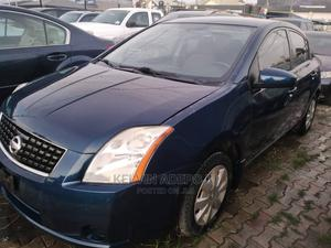 Nissan Sentra 2009 2.0 SL Blue   Cars for sale in Lagos State, Ikeja