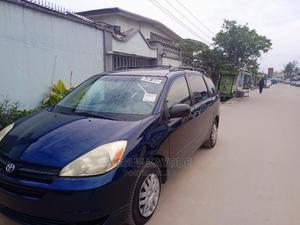 Toyota Sienna 2005 Blue | Cars for sale in Lagos State, Isolo