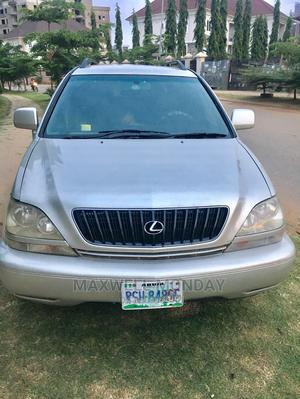 Lexus RX 2001 Silver   Cars for sale in Abuja (FCT) State, Gudu