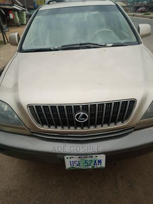 Lexus RX 2000 Gold | Cars for sale in Rivers State, Ikwerre