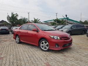Toyota Corolla 2012 Red | Cars for sale in Lagos State, Lekki