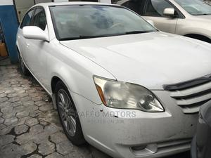 Toyota Avalon 2006 Limited White   Cars for sale in Lagos State, Ikeja