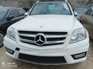 Mercedes-Benz GLK-Class 2012 350 White | Cars for sale in Lagos State, Amuwo-Odofin
