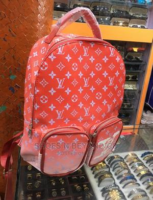 LUXURY Louis Vuitton Backpack for Bosses | Bags for sale in Lagos State, Lagos Island (Eko)