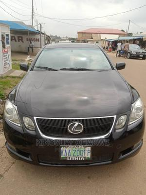 Lexus GS 2007 350 Black | Cars for sale in Abuja (FCT) State, Karu