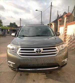 Toyota Highlander 2012 Green | Cars for sale in Lagos State, Ikotun/Igando