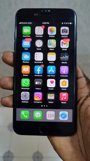 Apple iPhone 7 Plus 128 GB Black | Mobile Phones for sale in Lagos State, Ogudu