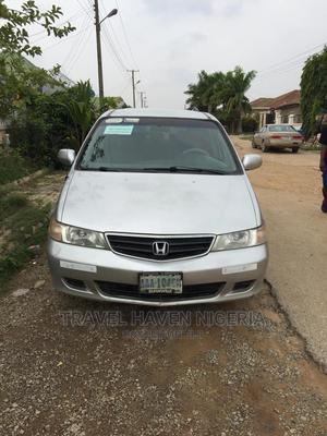 Honda Odyssey 2004 Silver | Cars for sale in Abuja (FCT) State, Lugbe District