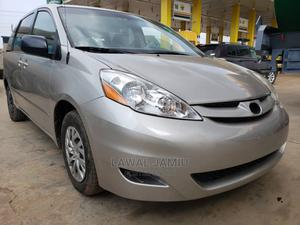 Toyota Sienna 2008 LE Silver | Cars for sale in Lagos State, Ojodu