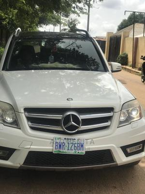 Mercedes-Benz GLK-Class 2012 350 4MATIC White | Cars for sale in Ondo State, Akure