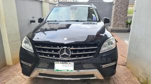 Mercedes-Benz M Class 2012 ML 350 BlueTEC 4Matic Black | Cars for sale in Edo State, Benin City