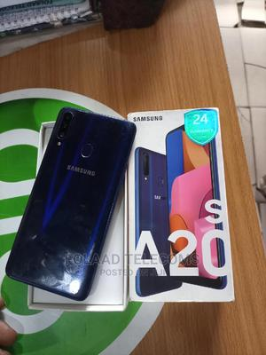 Samsung Galaxy A20s 32 GB Blue | Mobile Phones for sale in Oyo State, Ibadan