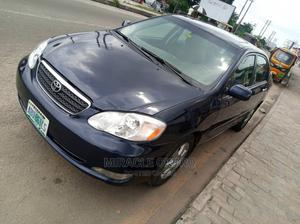 Toyota Corolla 2007 Blue | Cars for sale in Rivers State, Port-Harcourt