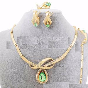 Ladies Gold Plated Fashion Jewelry Set - 10842   Jewelry for sale in Lagos State, Amuwo-Odofin