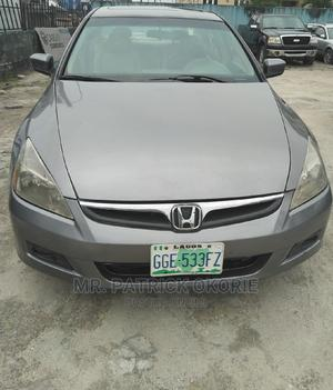 Honda Accord 2007 2.4 Gray   Cars for sale in Rivers State, Port-Harcourt