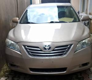 Toyota Camry 2007 2.3 Hybrid Silver   Cars for sale in Lagos State, Alimosho