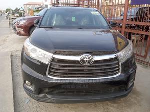 Toyota Highlander 2017 Black   Cars for sale in Lagos State, Amuwo-Odofin