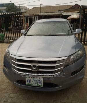 Honda Accord CrossTour 2010 EX-L AWD Blue | Cars for sale in Lagos State, Alimosho