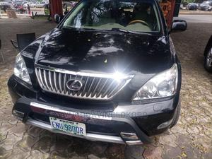Lexus RX 2008 Black | Cars for sale in Abia State, Aba North