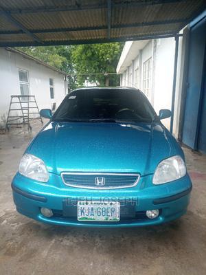 Honda Civic 1999 Green | Cars for sale in Kaduna State, Kaduna / Kaduna State