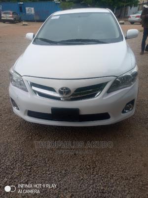 Toyota Corolla 2011 White | Cars for sale in Abuja (FCT) State, Gwarinpa